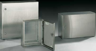 Stainless steel solutions for corrosive environments and specific industries: suite or monobloc