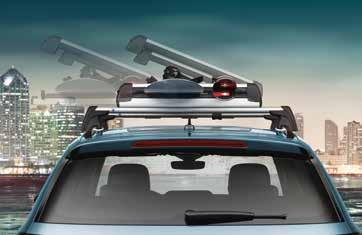 01 02 03 01 Volkswagen Genuine Roof Bars The genuine roof bars provide the base for all roof attachments and are aerodynamically designed to suit the