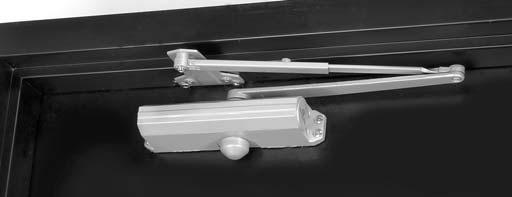 For parallel arm applications there are three different length arm assemblies.