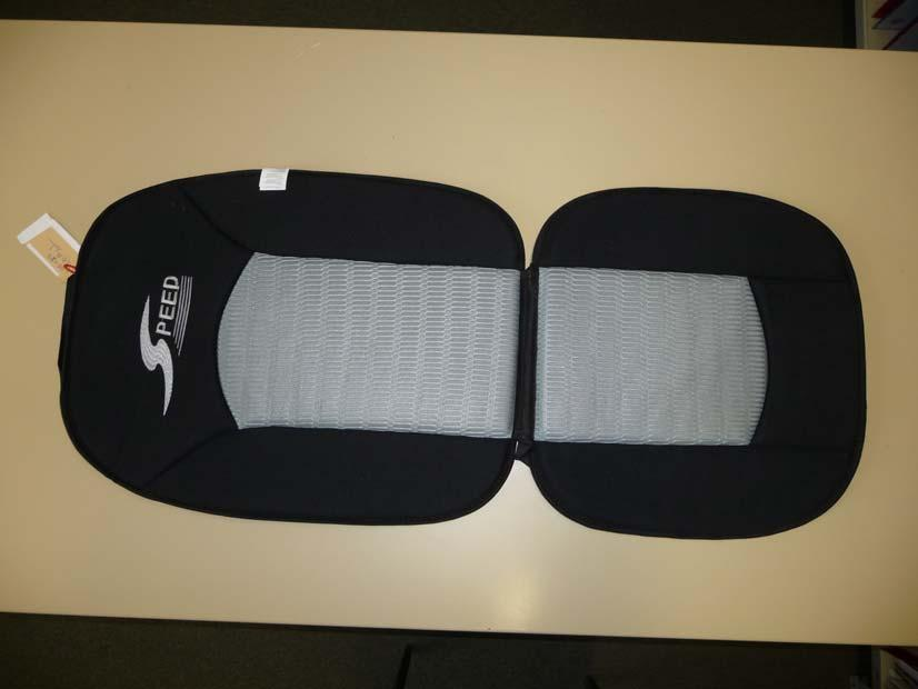 Annex 2 Photos of the seat cushion ULTIMATE SPEED CAR SEAT COVER RACING TÜV