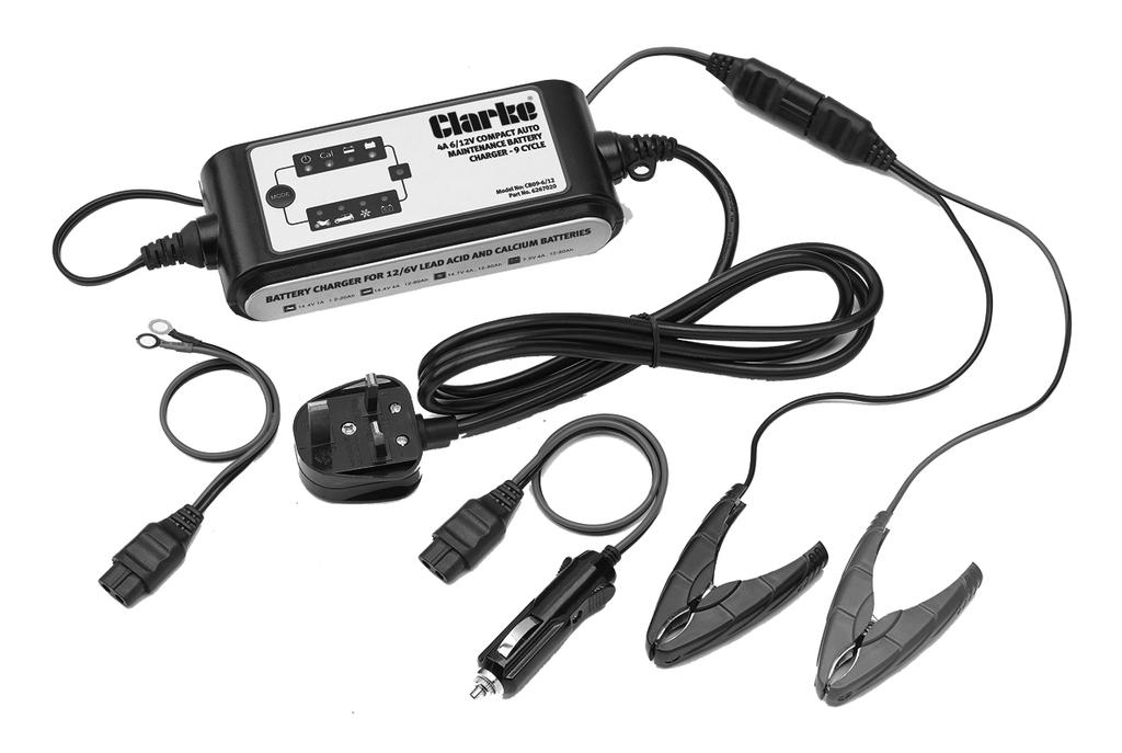 AUTOMATIC BATTERY CHARGER /