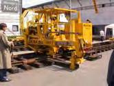 FprEN 13977 Rev FprEN 14033-1 Rev EN 14033-2:2008/FprA1 EN 14033-3:2009/FprA1 Railway applications Track Safety requirements for portable machines and trolleys for construction and maintenance