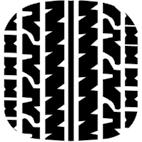 This has the following disadvantages: S347_021 Uneven tread wear Reduced tire life Reduced ride comfort S347_022 Tire Pressure Too Low If the tire pressure is