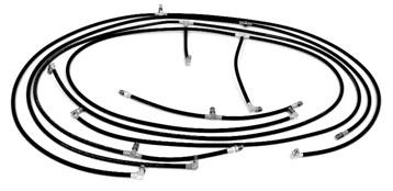 ............................. ea. 173.75 53456-D 53456 HOSE SETS - CONVERTIBLE TOP 53456-A 58/59, 2 Req d....................... ea. 59.00 53456-B 60............................. 5 pc.