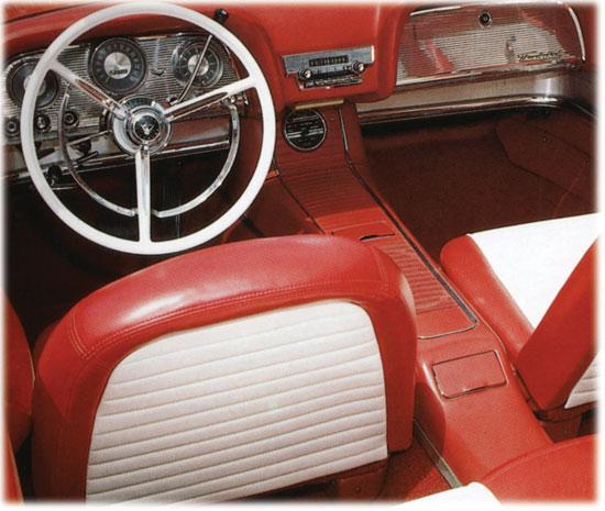 2 1 9 5 8 UPHOLSTERY At Concours Parts all of our upholstery carrys a one-year guarantee against defects in workmanship and materials.