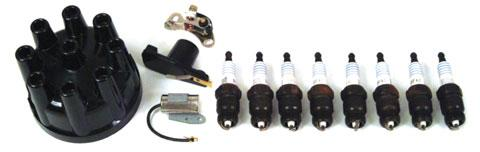 95 12127 DISTRIBUTOR - REBUILT EXCHANGE 12127-AX 58/66, 352, 390 & 428 (except 3-2 BBL and trans. ignition)......ea. 139.