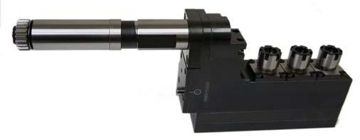 VDI Tool Holder CITIZEN RADIAL TRIPPLE HEADS MILLING AND DRILLING HOLDER (unit: mm) STAR D X S Max rpm A B C E G M M1 M2