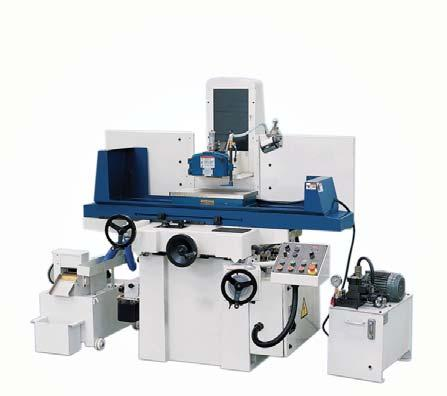 GRINDER & ACCESSORIES GROMAX SG-616M Manual Precision Surface Grinder Manual Toolroom grinder (6 x16 ) with 0.00005 microfeed mechanism SG-616M ( 6x16 ) W/ STAND.