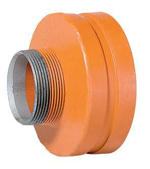 GROOVD FIINGS Figure 372 Concentric Reducers (Small nd Male hread) ech Data Sheet: G180 to GROOVD FIINGS Pipe Size to pprox. 1 1 2 x 1 1.900 x 1.315 2.50 0.6 40 x 25 48,3 x 33,7 63,5 0,3 2 x 3 4 2.