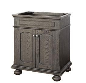Oakhurst (1535 / 1536) PATENT PENDING Materials: Hinges: Drawer Glides: Drawer Box: Hardware: Finish: White Oak Solids / White Oak Veneers Fully Concealed, Soft Closing Soft Closing, Undermount ½