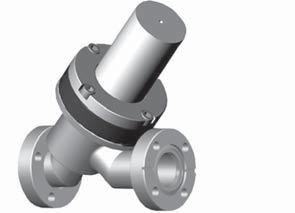 In-line Valves Standard-UHV, pneumatic Air pressure connection internal thread Rc 1/8 1.0E- mbar to atmosphere 4IVP-.