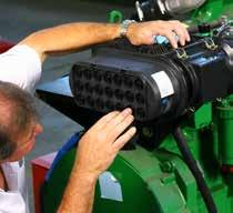 This servicing information is provided as a best practices guide. It is not intended to replace or supersede the service instructions supplied by your engine or vehicle manufacturer.