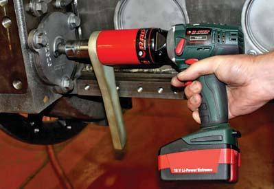 -R TTERY SERIES -R TTERY SERIES torque wrenches offer unmatched power, versatility, and reliability.