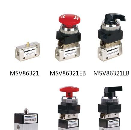 NMSV MANUAL VALVES pneuforce.
