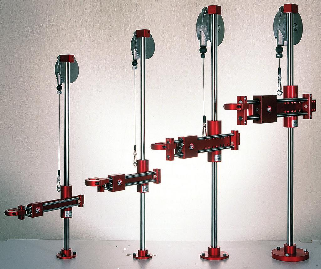 Torque Reaction systems The widest range of