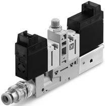 Compact acuum Unit Series ZB Pressure Sensor/acuum Pressure Switch Specifications Symbol Type Pressure range psi (kpa) Specifications Nil P P3 E EM EP EB EBM EBP F FM FP FB FBM FBP Without pressure