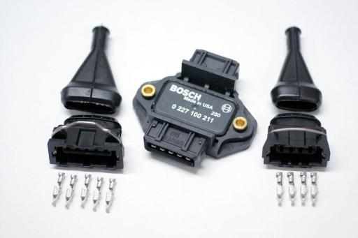 There are many different modules available on the market with 1, 2, 4 ignition channels.