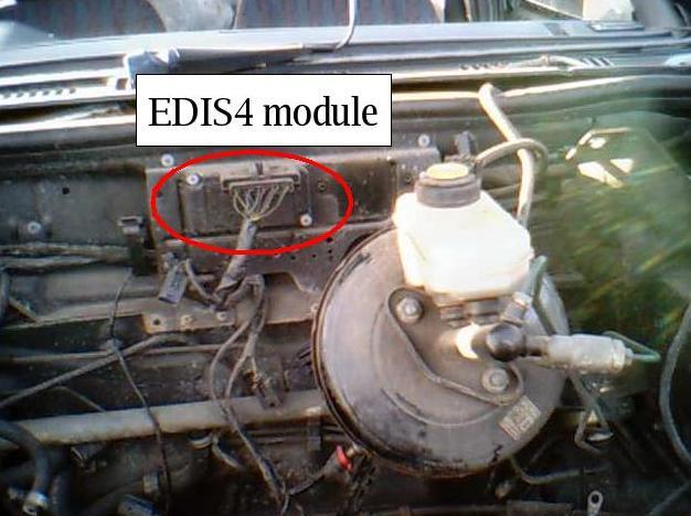6i Modules are all in the engine bay and typically located in the middle of the