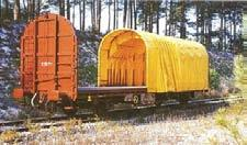 METALSINES has built 1638 new wagons, among which