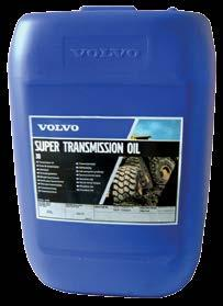 SHELL VOLVO The full range of VOLVO Lubricants is available on request.