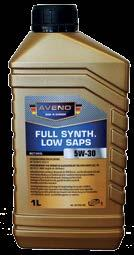 Motor oil Aveno The full range of AVENO Lubricants is available on request.