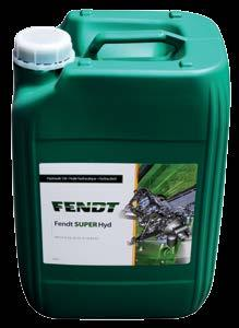 SHELL Motor oil Fendt The full range of FENDT Lubricants is available on request.