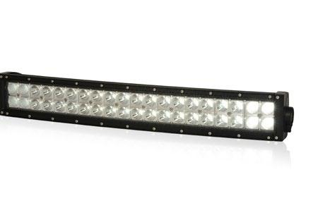 PERFORMANCE SERIES Economical LED Light Bar 67011Z 67121Z 67001Z 110 Built in an aluminum casing, the LED Light bars are completely weatherproof and resistant to vibration.