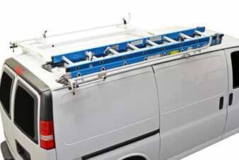 GMC & Chevy City/Express Roof Racks For comp