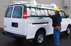 Cargo Van Racks & Interior Equipment GMC/CHEVY 2016 PRODUCTS CATALOG Industry Best Warranty LIFETIME STRUCTURAL WARRANTY If your product cracks, bends, or structurally fails in any way, Kargo Master,