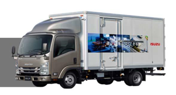 Japan Industry Sales and Isuzu Share - L/D(2-3ton) Truck - (Unit) 140,000 120,000 39.5% 39.6% 40.6% 39.2% 41.1% 38.5% (Share) 45.0% 40.