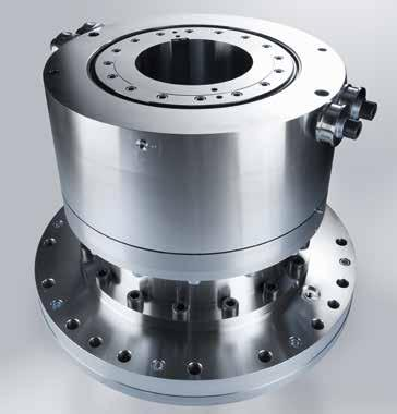 HSH-D HSH(V)-D HSHL(V)-D G 12 1 13 4 C B 5 For top drive entries Multiple springs rotating Balanced Double seal Independent of direction of rotation Liquid-lubricated Cartridge unit on request with