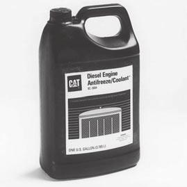 Coolants 2313560 Cat DEAC Cat DEAC is approved for use in all Cat machines, commercial engine and truck engine applications and most diesel, gas or natural gas engines made by other manufacturers.