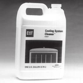 Cooling System Cleaner - Quick Flush Applications For use as preventative maintenance or as a short-time flush at the time of coolant change.