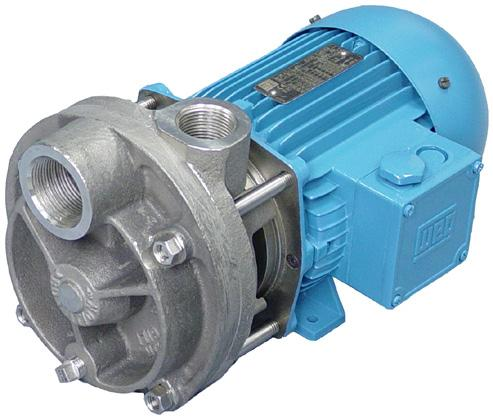 All motors feature a 04 stainless steel shaft and CE mark approval. T pumps can accept most commonly available motors through the use of close or flexible coupling.