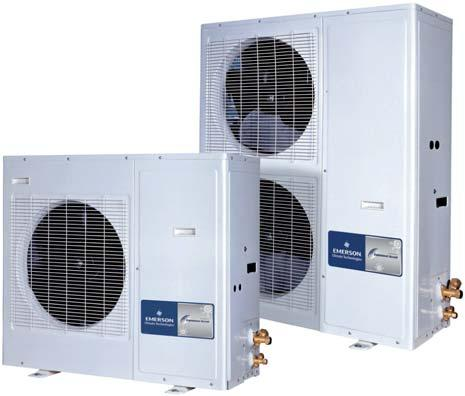 Copeland EazyCool ZX Outdoor Condensing Units with Scroll Compressors Technical Overview Copeland compact outdoor condensing units for medium temperature and low temperature applications.