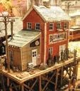 95 Sale: $31.98 HO Waterfront Willy s/ Trackside Jack s Bar Mills. Includes complete set of pilings, laser-cut cedar shake shingles, optional doors and shutters and metal detail parts.