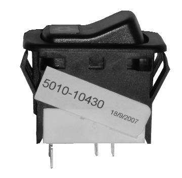 SWITCH 12v 15AMP PART No: 5010-10420
