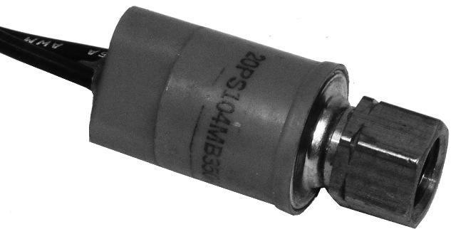 LOSS SWITCH PART No:5112-30020 GAS LOSS SWITCH