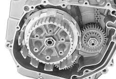 Install the clutch drive plate NO.
