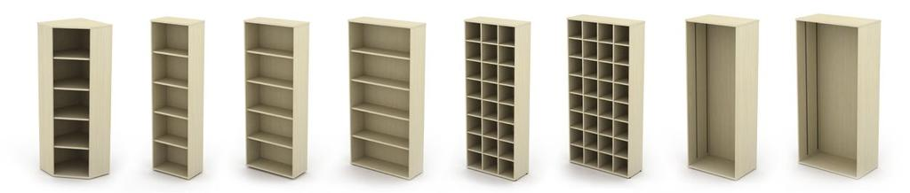 sliding door cupboards 1200mm & 1600mm wide credenza units 1000mm & 800mm wide open units 1000mm & 800mm