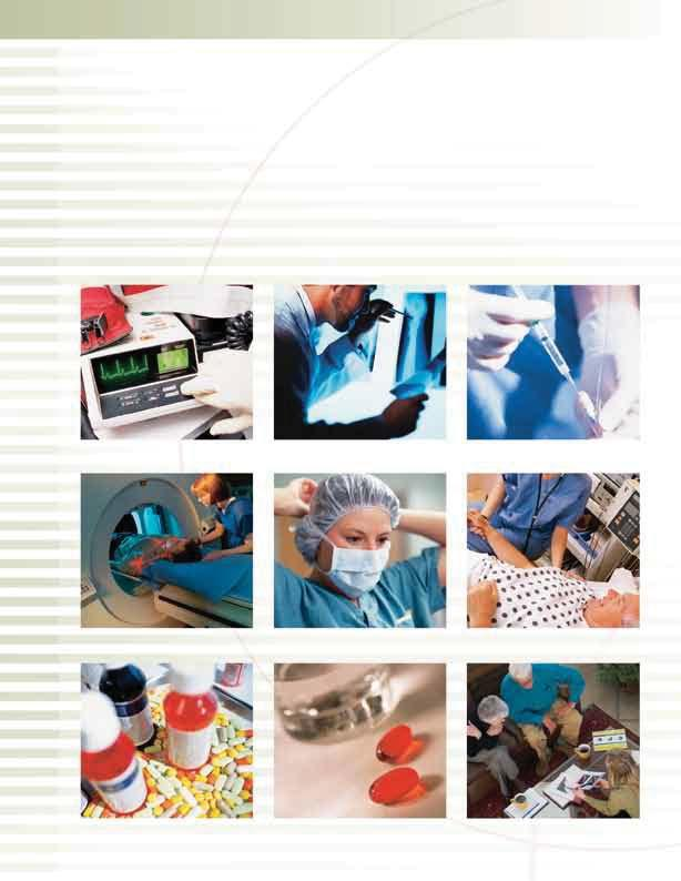 ABOUT HARLOFF PRODUCTS Harloff Products Are Used Throughout Hospitals in a Wide Range of Clinical Settings, Including: 1.