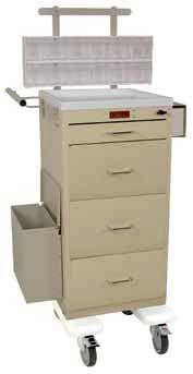 PHLEBOTOMY CARTS Safely Perform Blood Draw Procedures TREATMENT & PROCEDURE CARTS