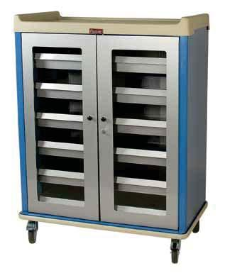 MEDICAL STORAGE & INVENTORY SOLUTIONS INTRAOCULAR LENS CARTS Secure & Expand Sterile Storage of Intraocular Lenses IOL1260 Capacity of up to 1,260 Lenses IOL924 Capacity of up to 924