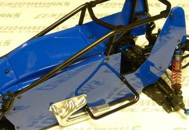 Body Panel Prep & Mounting *Do these steps BEFORE painting any of the body panels!