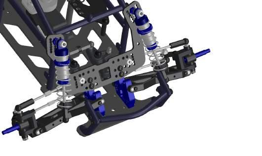 DRIVER: EVENT: CLASS: TRACK: LEFT FRONT SUSPENSION RIGHT CAMBER CASTOR +10 O +5 O 0 O -5 O -10 O +10 O +5 O 0 O -5 O -10 O ACKERMANN OUTER MIDDLE INNER INNER MIDDLE OUTER ALE SHIMS OUTER CAMBER LINK
