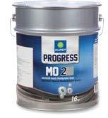 PROGRESS Mo Lithium Soap Molybdenum Grease PROGRESS Mo is a lithium soap grease that perform excellent in automotive and industrial applications with decreasing friction and wear.