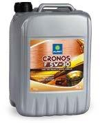 CRONOS F 5W-30 New Generation High Performance Engine Oil Technology CRONOS F 5W-30 is a high performance, fully synthetic engine oil that has been especially improved to meet specifications of