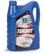 TURBOT F 10W-30 High Performance Synthetic Diesel Engine Oil TURBOT F 10W-30 is a high performance engine oil that has been formulated with qualified base oils and additives which compensates