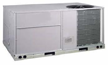 RHS Product Specifications PACKAGE HEAT PUMP UNIT R 410A SINGLE PACKAGE ROOFTOP 3 12.