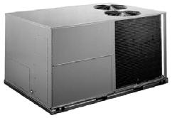 models, 2 stage cooling on 7.5 to 12.5 ton.